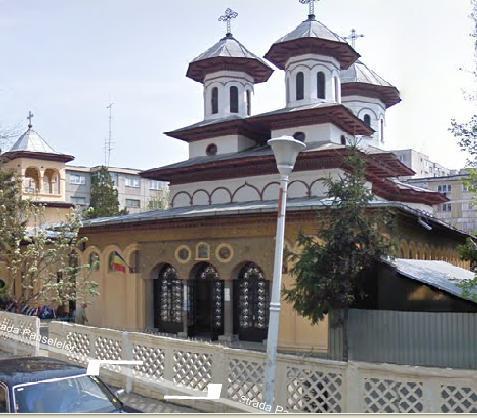 Biserica Aparatorii Patriei I Bucuresti Biserici Si Lacasuri De